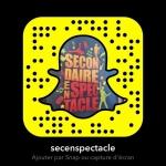 Suivez-nous sur Snapchat !!