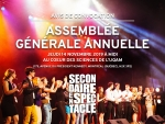 Assemblée générale annuelle de la corporation Secondaire en spectacle