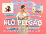 Klô Pelgag est la porte-parole de Secondaire en spectacle !