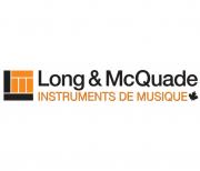 Partenaire Long & McQuade - Instruments de musique